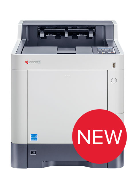 ECOSYS-P6035cdn – new